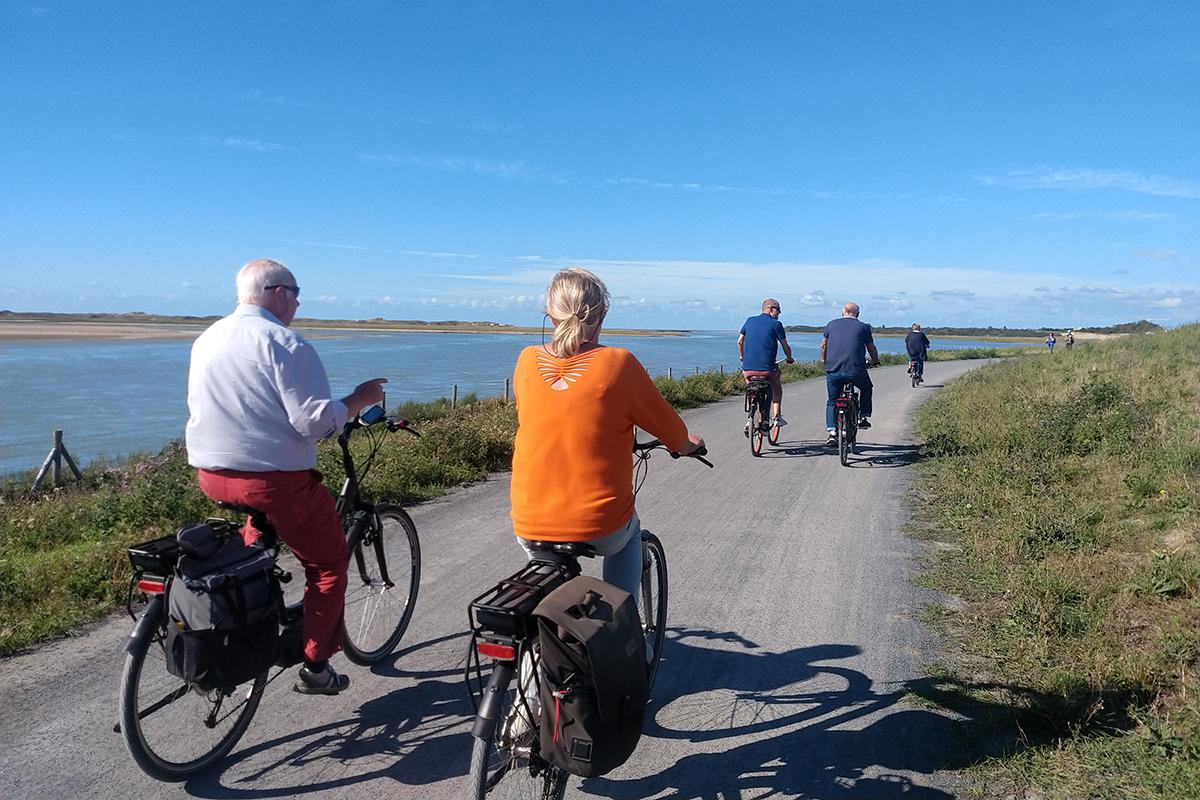 fietsen in zeeland