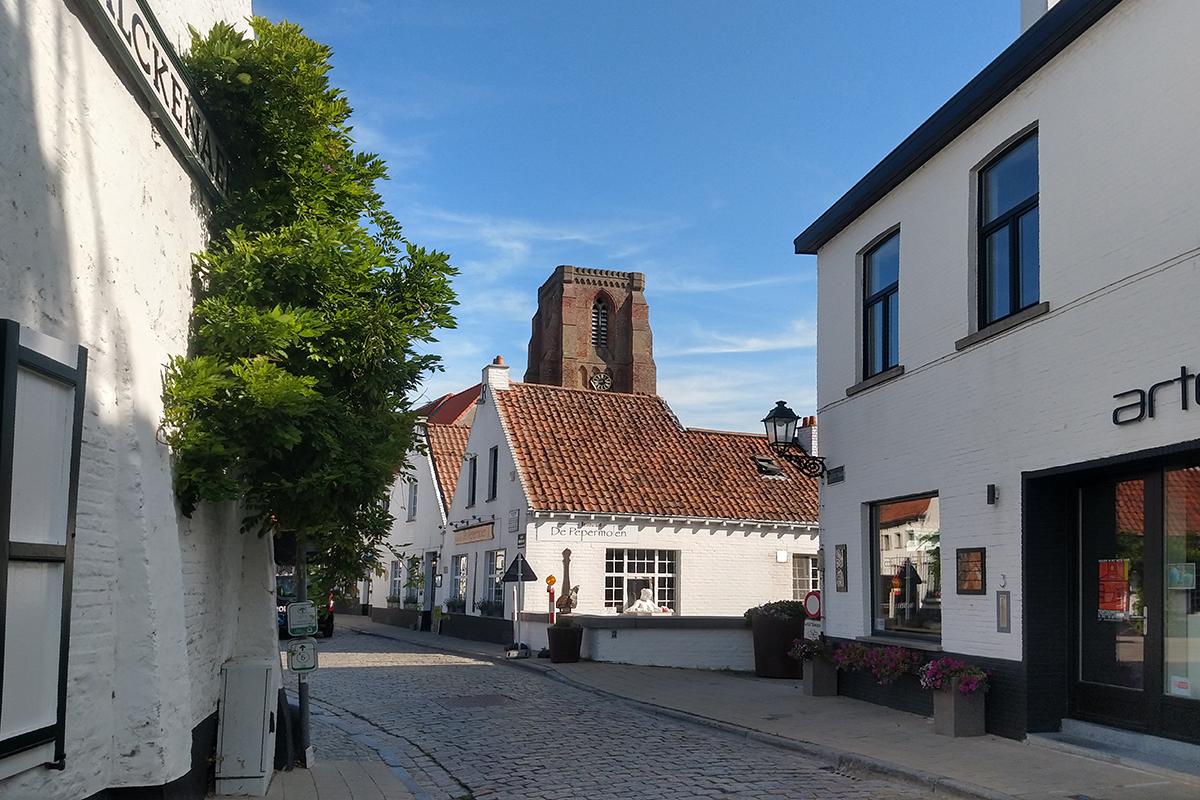 lissewege dorp