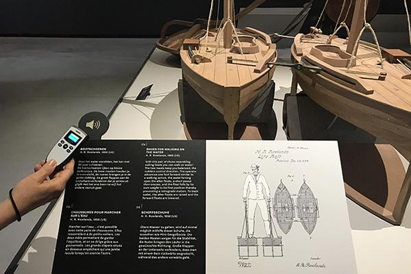 audiogids bizarium museum