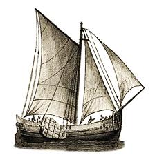 historische klipper